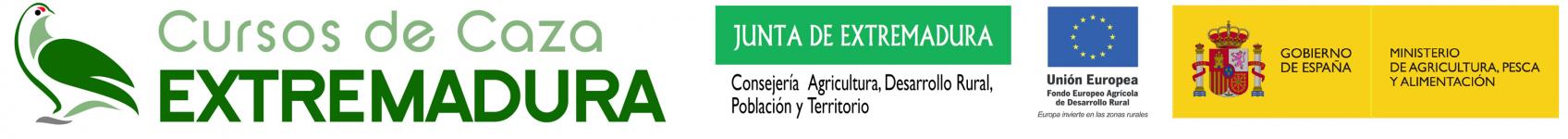Logo of Cursos Caza Extremadura